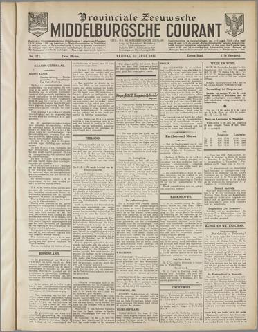 Middelburgsche Courant 1932-07-22