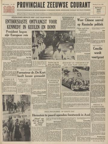 Provinciale Zeeuwse Courant 1963-06-24