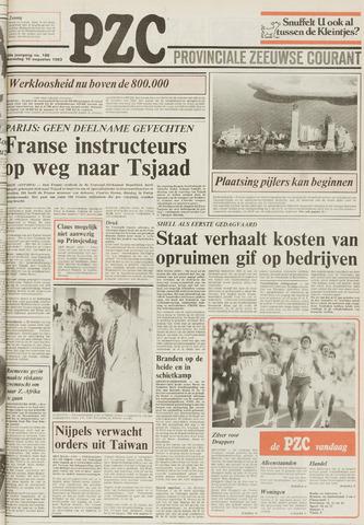 Provinciale Zeeuwse Courant 1983-08-10
