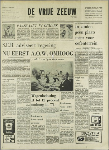 de Vrije Zeeuw 1970-03-25