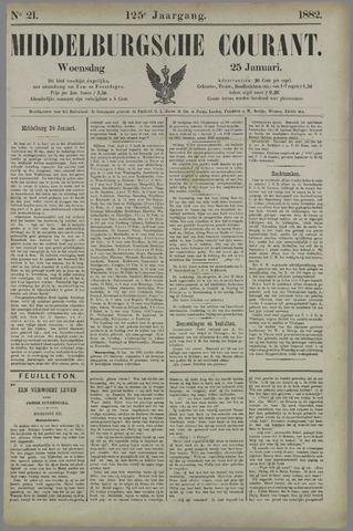 Middelburgsche Courant 1882-01-25