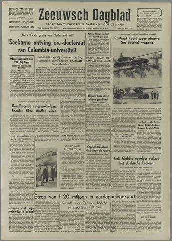 Zeeuwsch Dagblad 1956-05-25