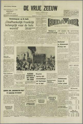 de Vrije Zeeuw 1967-08-11