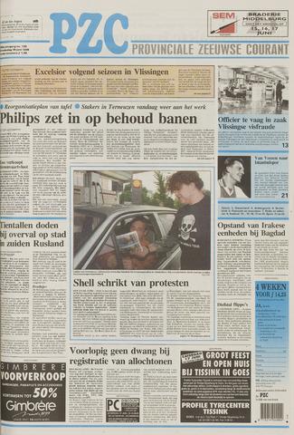 Provinciale Zeeuwse Courant 1995-06-15