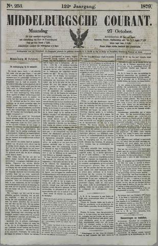 Middelburgsche Courant 1879-10-27