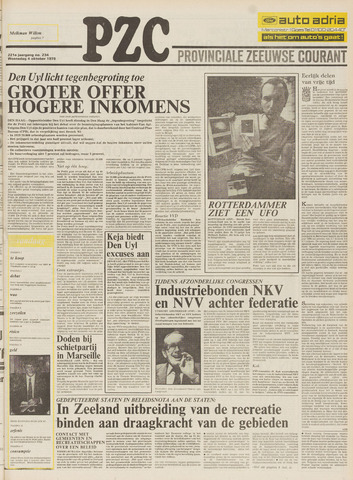 Provinciale Zeeuwse Courant 1978-10-04