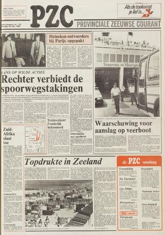 Provinciale Zeeuwse Courant 1986-05-20