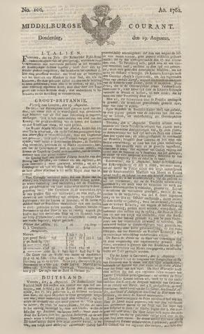 Middelburgsche Courant 1762-08-19