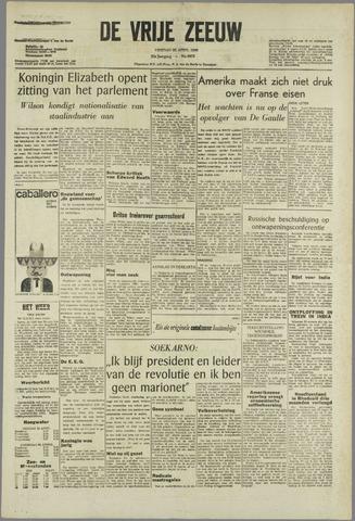 de Vrije Zeeuw 1966-04-22