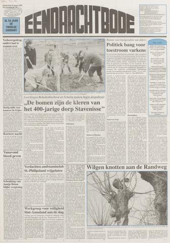 Eendrachtbode (1945-heden)/Mededeelingenblad voor het eiland Tholen (1944/45) 1999-03-25