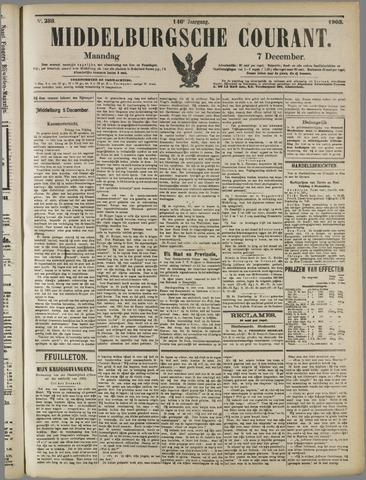 Middelburgsche Courant 1903-12-07