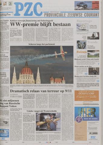Provinciale Zeeuwse Courant 2005-08-20