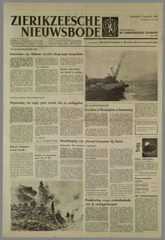 Zierikzeesche Nieuwsbode 1963-09-05