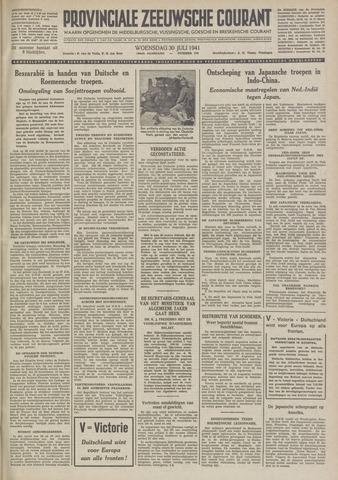 Provinciale Zeeuwse Courant 1941-07-30