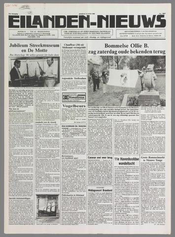 Eilanden-nieuws. Christelijk streekblad op gereformeerde grondslag 1989-06-13
