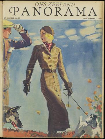 Ons Zeeland / Zeeuwsche editie 1935-06-27