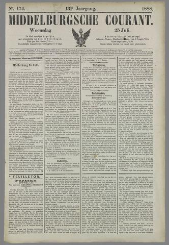Middelburgsche Courant 1888-07-25
