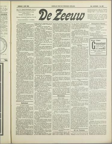 De Zeeuw. Christelijk-historisch nieuwsblad voor Zeeland 1934-06-05