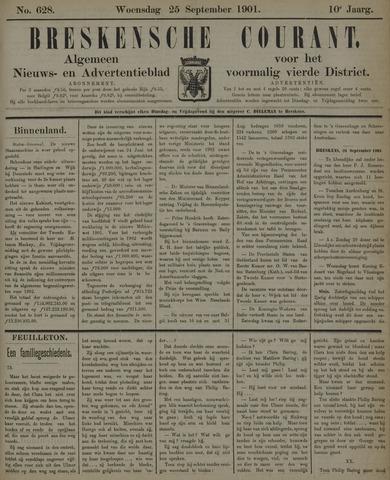 Breskensche Courant 1901-09-25