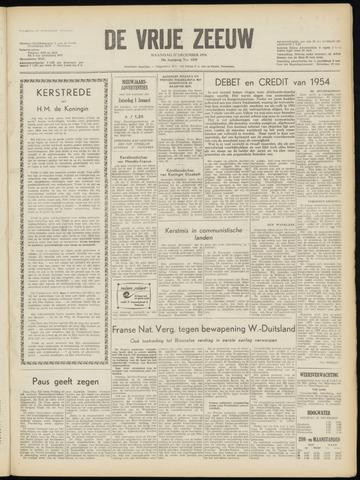 de Vrije Zeeuw 1954-12-27