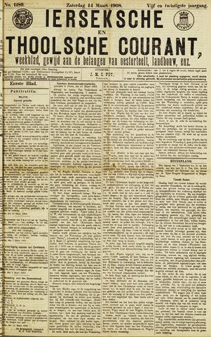 Ierseksche en Thoolsche Courant 1908-03-14