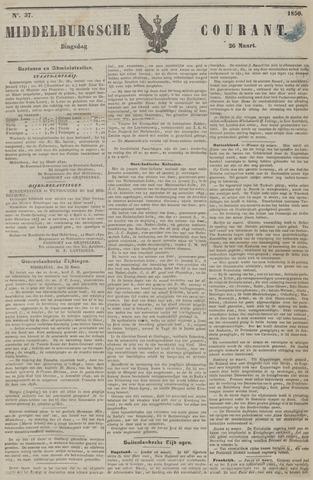 Middelburgsche Courant 1850-03-26