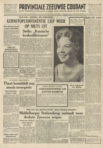 Provinciale Zeeuwse Courant 1962-01-30