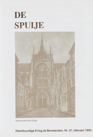 De Spuije 1992-02-01