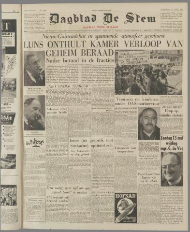 de Stem 1962-04-05