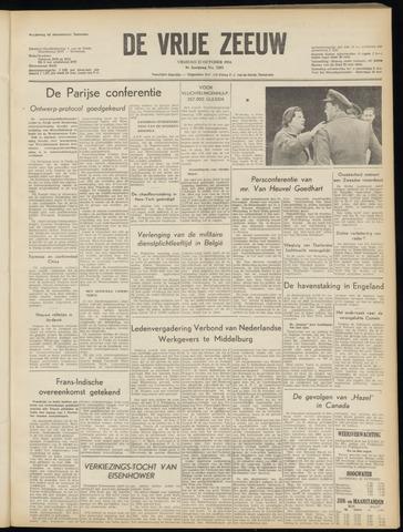 de Vrije Zeeuw 1954-10-22