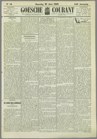 Goessche Courant 1932-06-27
