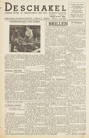 De Schakel 1954-11-12
