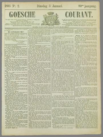 Goessche Courant 1893-01-03