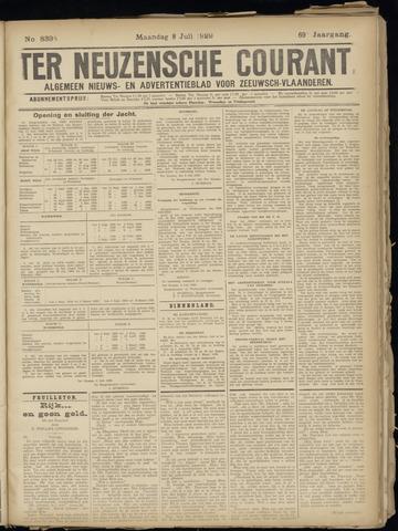 Ter Neuzensche Courant. Algemeen Nieuws- en Advertentieblad voor Zeeuwsch-Vlaanderen / Neuzensche Courant ... (idem) / (Algemeen) nieuws en advertentieblad voor Zeeuwsch-Vlaanderen 1929-07-08