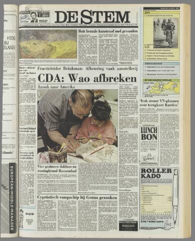 de Stem 1991-04-15