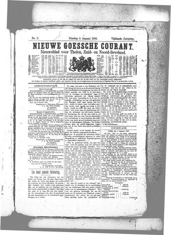 Nieuwe Goessche Courant 1880-01-06