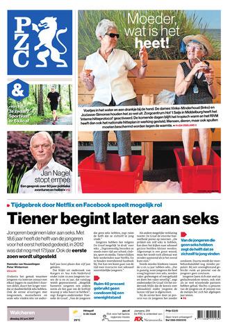Provinciale Zeeuwse Courant 2017-06-20