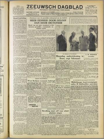 Zeeuwsch Dagblad 1952-05-21