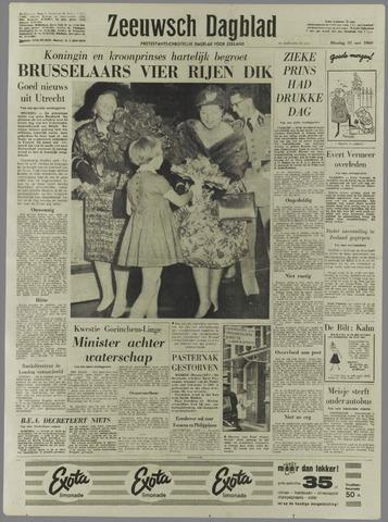 Zeeuwsch Dagblad 1960-05-31