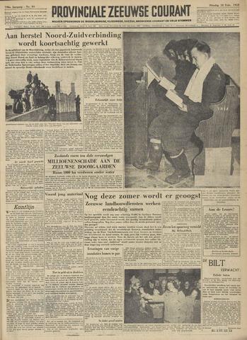 Provinciale Zeeuwse Courant 1953-02-10