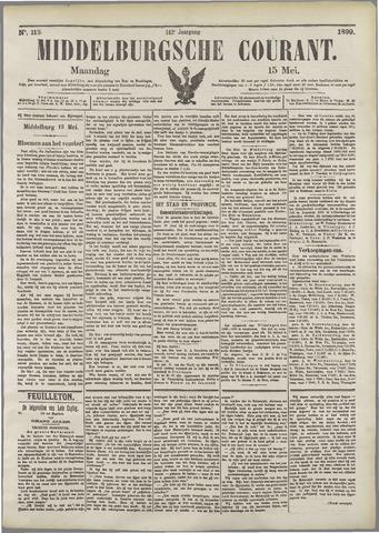 Middelburgsche Courant 1899-05-15