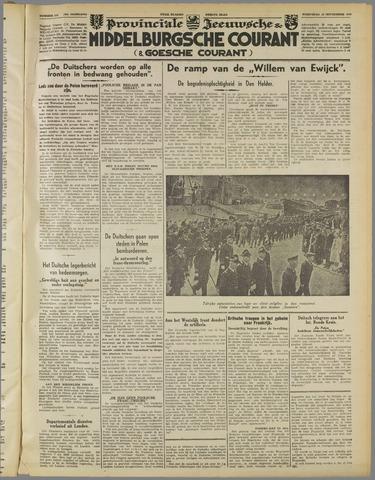 Middelburgsche Courant 1939-09-13