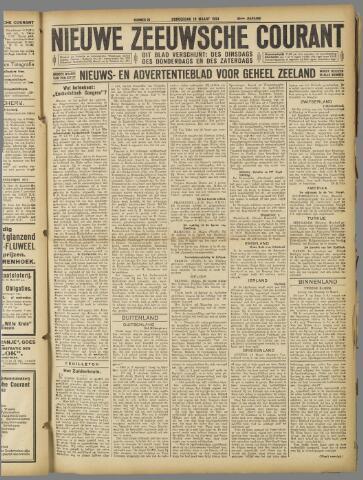Nieuwe Zeeuwsche Courant 1924-03-13