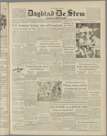 de Stem 1954-07-14
