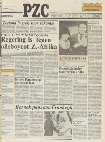 Provinciale Zeeuwse Courant 1980-05-31