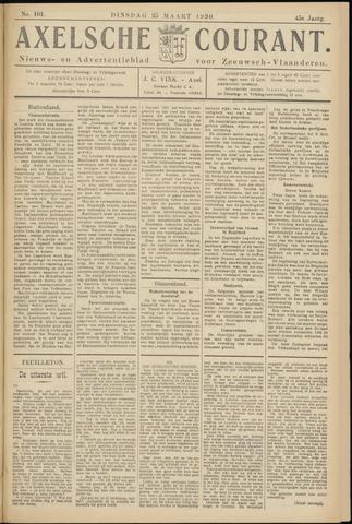 Axelsche Courant 1930-03-25
