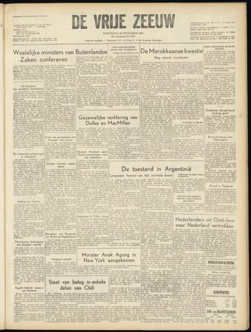 de Vrije Zeeuw 1955-09-28