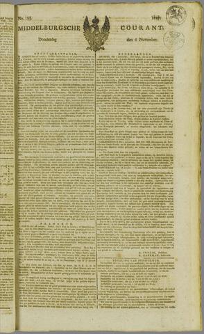 Middelburgsche Courant 1817-11-06