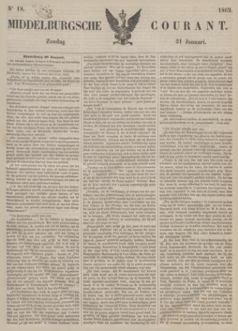 Middelburgsche Courant 1869-01-31