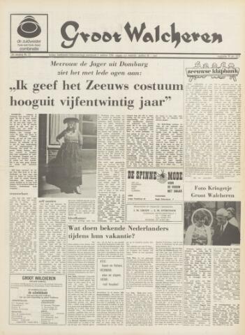 Groot Walcheren 1972-07-26